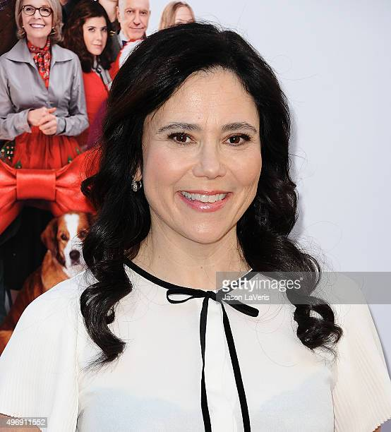 Actress Alex Borstein attends the premiere of Love The Coopers at Park Plaza on November 12 2015 in Los Angeles California