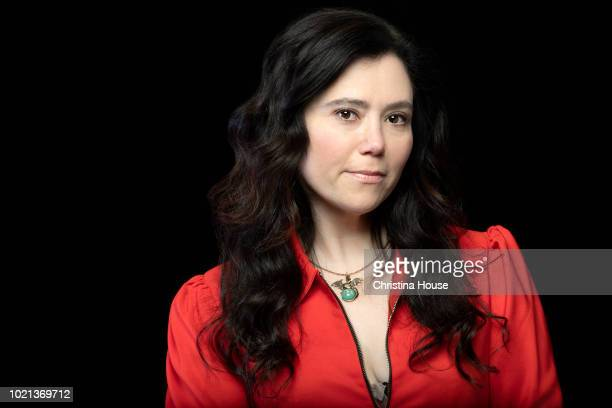 Actress Alex Borstein is photographed for Los Angeles Times on April 16 2018 in Los Angeles California PUBLISHED IMAGE CREDIT MUST READ Christina...