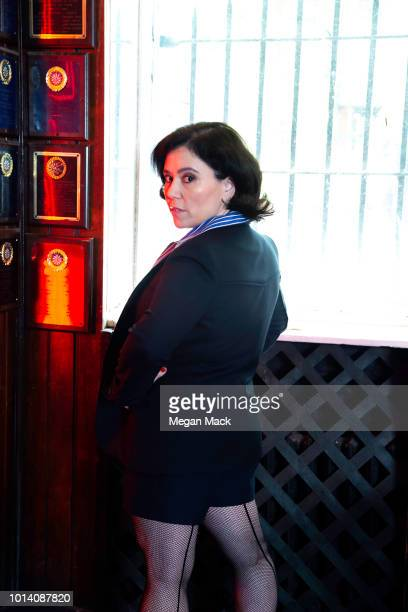 Actress Alex Borstein is photographed for The Wrap on May 7 2018 in New York City