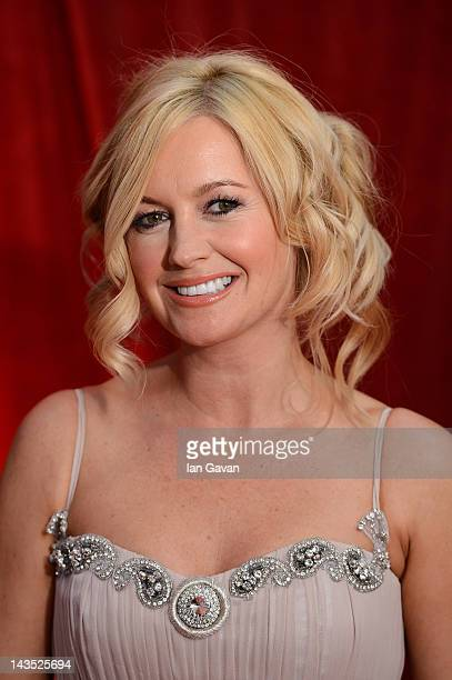 Actress Alex Fletcher attends The 2012 British Soap Awards at ITV Studios on April 28 2012 in London England