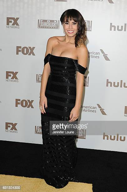 Actress Alex Hudgens attends FOX and FX's 2017 Golden Globe Awards after party at The Beverly Hilton Hotel on January 8 2017 in Beverly Hills...