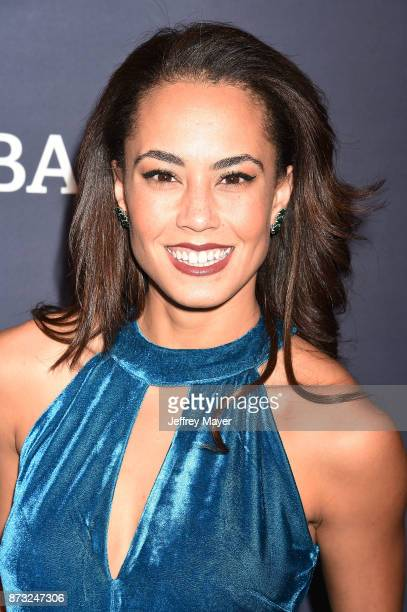 Actress Alex Hudgens attends the 2017 Baby2Baby Gala at 3Labs on November 11 2017 in Culver City California