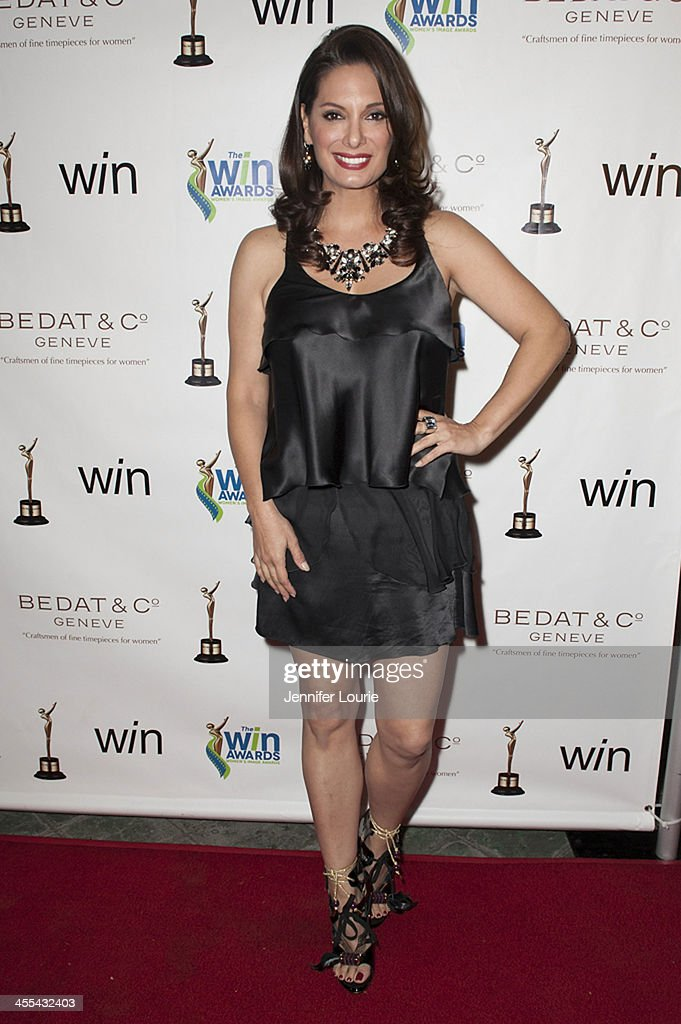 Actress Alex Meneses arrives at the annual 2013 Women's Image Awards at Santa Monica Bay Woman's Club on December 11, 2013 in Santa Monica, California.