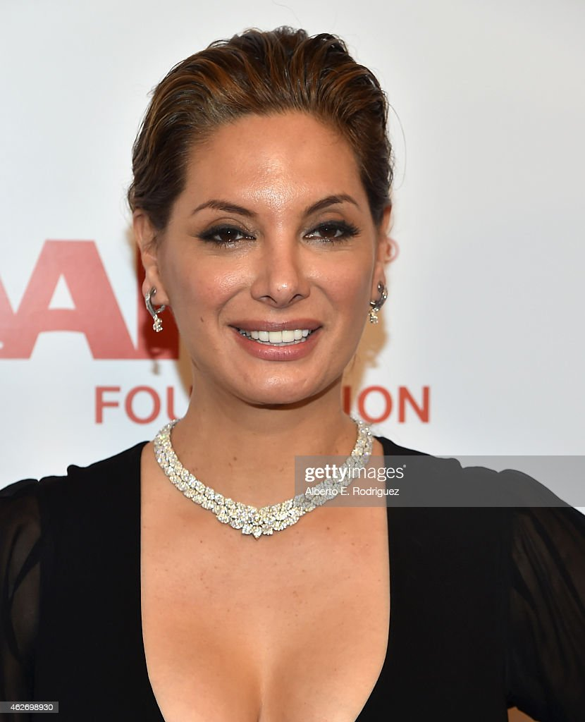 Actress Alex Meneses arrives to AARP The Magazine's 14th Annual Movies For Grownups Awards Gala at the Beverly Wilshire Four Seasons Hotel on February 2, 2015 in Beverly Hills, California.