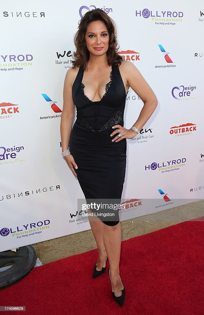 Actress Alex Meneses attends the 15th Annual DesignCare on July 27, 2013 in Malibu, California.