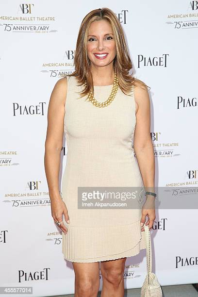 Actress Alex Meneses attends the American Ballet Theatre's annual 'Stars Under The Stars An Evening In Los Angeles' on September 16 2014 in Beverly...