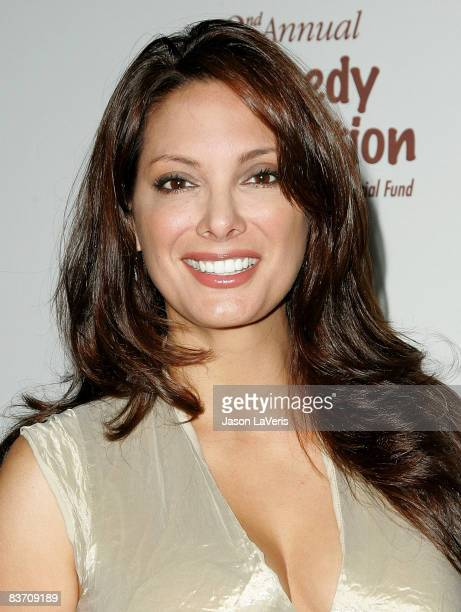Actress Alex Meneses attends the IMF 2nd annual comedy celebration at the Wilshire Ebell Theatre on November 15 2008 in Los Angeles California