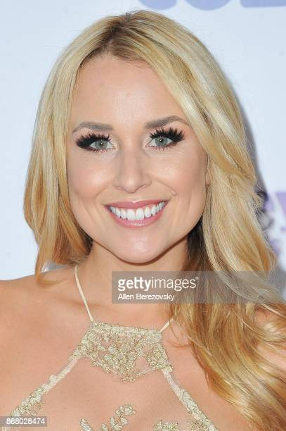 Actress Alex Rose Wiesel attends the 3rd Annual Carney Awards at The Broad Stage on October 29 2017 in Santa Monica California