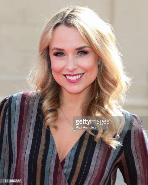 Actress Alex Rose Wiesel attends the 4th Annual Young Entertainer Awards at Steven J Ross Theatre on April 07 2019 in Burbank California