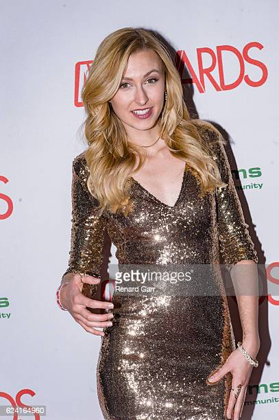 Actress Alexa Grace arrives for 2017 AVN Awards Nomination Party at Avalon on November 17 2016 in Hollywood California