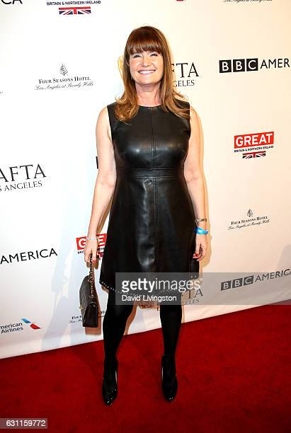 Actress Alexa Jago attends The BAFTA Tea Party at Four Seasons Hotel Los Angeles at Beverly Hills on January 7 2017 in Los Angeles California