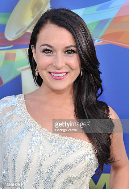 Actress Alexa Vega arrives at the 11th Annual Latin GRAMMY Awards held at the Mandalay Bay Events Center on November 11 2010 in Las Vegas Nevada
