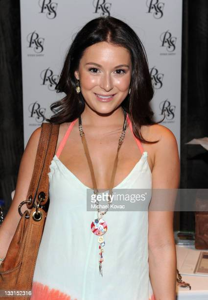Actress Alexa Vega attends Kari Feinstein MTV Movie Awards Style Lounge at W Hollywood on June 2 2011 in Hollywood California