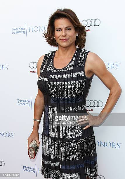 Actress Alexandra Billings attends the 8th Annual Television Academy Honors at The Montage Beverly Hills on May 27 2015 in Beverly Hills California