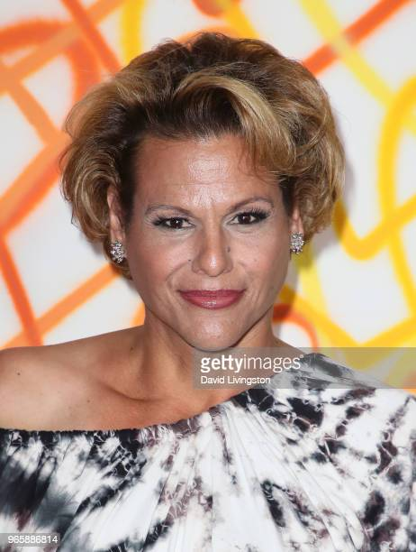Actress Alexandra Billings attends the Champions of Pride hosted by Beverly Center and The Advocate at Farmhouse on June 1 2018 in Los Angeles...