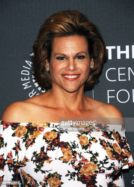 Actress Alexandra Billings attends The Paley Center For Media Presents Transparent An Evening With The Pfeffermans at The Paley Center for Media on...