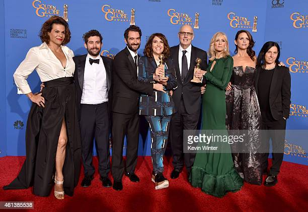 Actress Alexandra Billings guest writer/producer/director Jill Soloway actors Jay Duplass actors Jeffrey Tambor Judith Light Amy Landecker and...