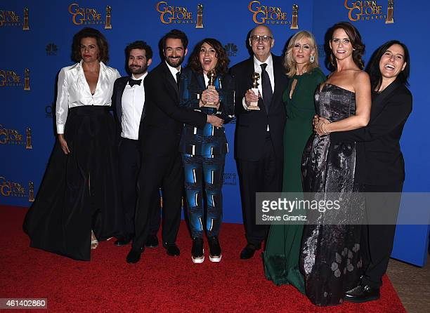 Actress Alexandra Billings guest writer/producer/director Jill Soloway actors Jay Duplass actors Jeffrey Tambor Judith Light Amy Landecker and...