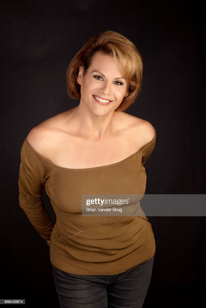 Actress Alexandra Billings is photographed for Los Angeles Times on September 5, 2017 in Los Angeles, California. PUBLISHED IMAGE.