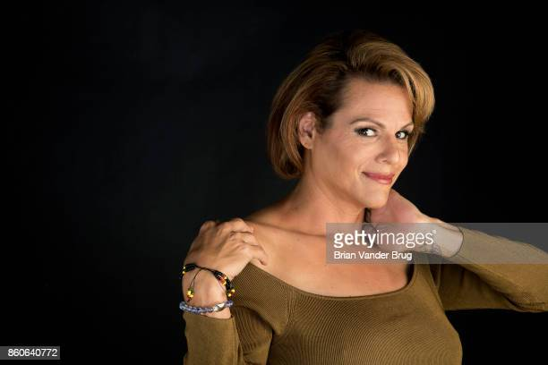 Actress Alexandra Billings is photographed for Los Angeles Times on September 5 2017 in Los Angeles California PUBLISHED IMAGE CREDIT MUST READ Brian...