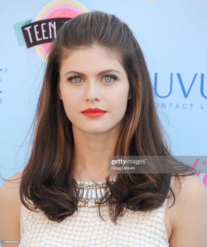 2013 Teen Choice Awards - Arrivals