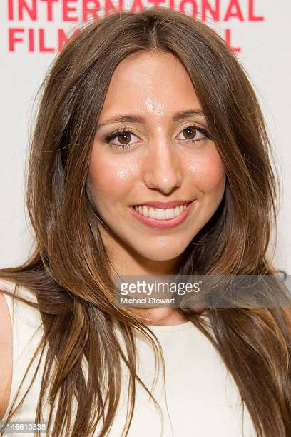 Actress Alexandra Fairweather attends the 20th Anniversary Hamptons International Film Festival screening of 'Common Language The Art of Composing...