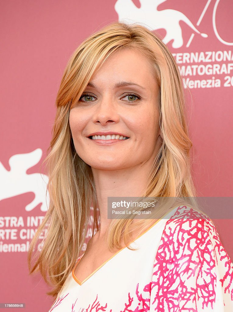 Actress Alexandra Finder attends 'The Police Officer's Wife' Photocall during The 70th Venice International Film Festival at Palazzo Del Casino on August 30, 2013 in Venice, Italy.