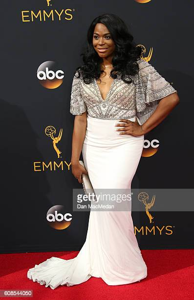 Actress Alexandra Grey attends the 68th Annual Primetime Emmy Awards at Microsoft Theater on September 18 2016 in Los Angeles California