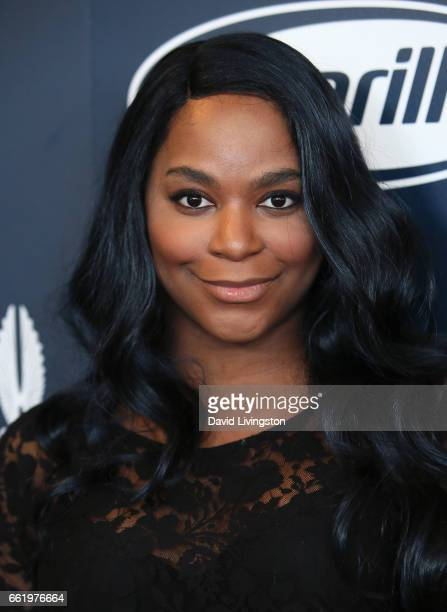 Actress Alexandra Grey attends the inaugural GLAAD Rising Stars Luncheon at The Beverly Hilton Hotel on March 31 2017 in Beverly Hills California
