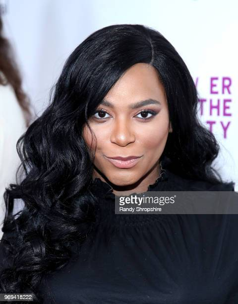 Actress Alexandra Grey attends the Lambda Legal 2018 West Coast Liberty Awards at the SLS Hotel on June 7 2018 in Beverly Hills California