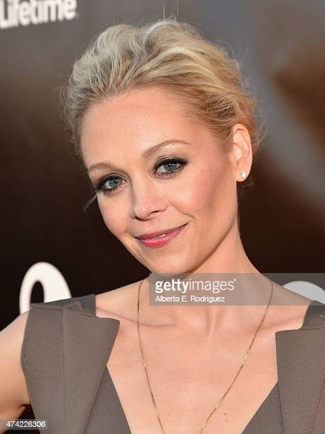 Actress Alexandra Holden attends Lifetime and Us Weekly's premiere party for 'UnReal' at SIXTY Beverly Hills on May 20 2015 in Beverly Hills...