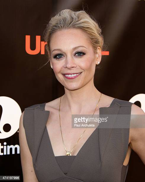 Actress Alexandra Holden attends the 'Unreal' premiere party at SIXTY Beverly Hills on May 20 2015 in Beverly Hills California