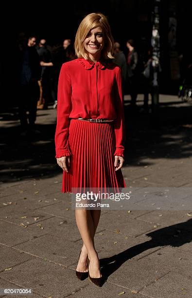 Actress Alexandra Jimenez attends the '100 metros' photocall at Paz cinema on November 2 2016 in Madrid Spain