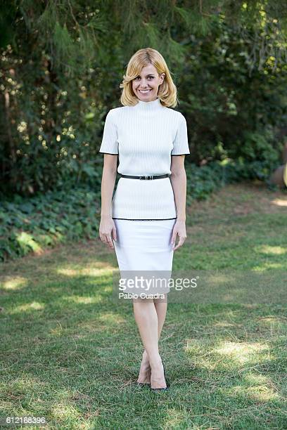 Actress Alexandra Jimenez attends the 'Toc Toc' photocall on October 3 2016 in Madrid Spain