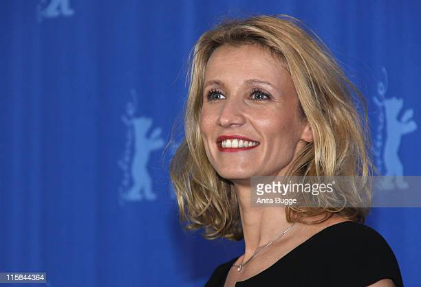 Actress Alexandra Lamy attends the 'Ricky' photocall during the 59th Berlin International Film Festival at the Grand Hyatt Hotel on February 6 2009...