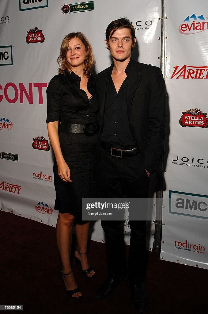 Actress Alexandra Maria Lara And Actor Sam Riley Attend The