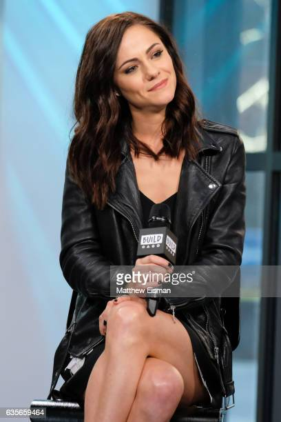Actress Alexandra Park attends Build Series presents Alexandra Park discussing 'The Royals' at Build Studio on February 16 2017 in New York City