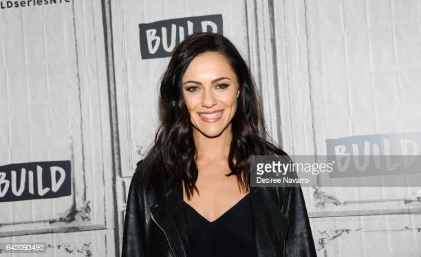 Actress Alexandra Park attends Build Series to discuss 'The Royals' at Build Studio on February 16 2017 in New York City