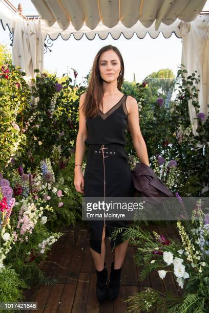 Actress Alexandra Park attends the Ted Baker London A/W '18 launch event at Petit Ermitage on August 15 2018 in Hollywood California