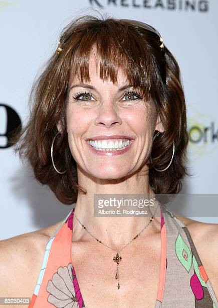 Actress Alexandra Paul arrives at the premiere of Regent Entertainment's Tru Loved held at the Regent Showcase Theater on October 11 2008 in Los...