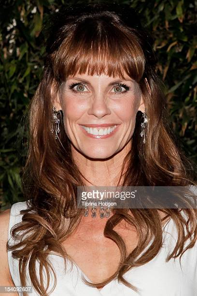 Actress Alexandra Paul attends the Animal Defenders International gala on October 13 2012 in Hollywood California