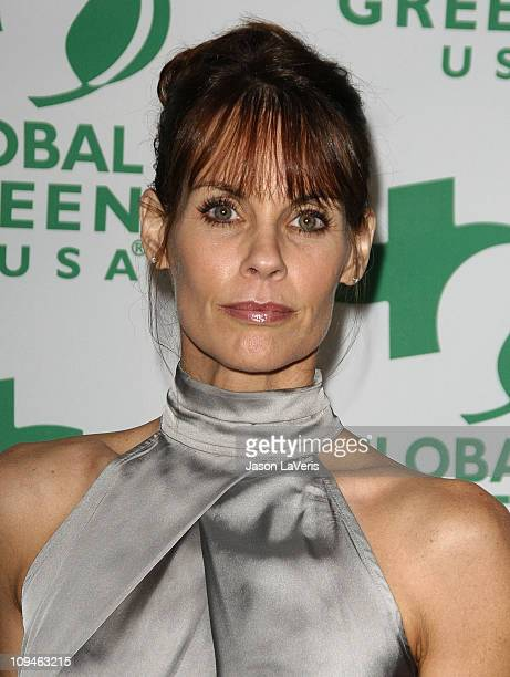 Actress Alexandra Paul attends the Global Green USA 8th annual preOscar party at Avalon on February 23 2011 in Hollywood California