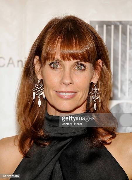 Actress Alexandra Paul attends The Last Chance For Animals Benefit Honoring John Paul DeJoria With The Albert Schweitzer Award at Casa Del Mar on...