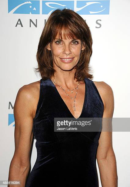 Actress Alexandra Paul attends the Mercy For Animals 15th anniversary gala at The London on September 12 2014 in West Hollywood California