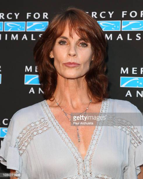 Actress Alexandra Paul attends the Mercy For Animals Presents Hidden Heroes Gala 2018 at Vibiana on September 15 2018 in Los Angeles California