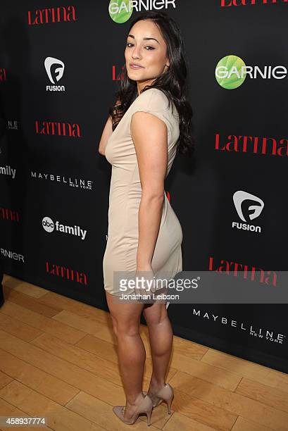 Actress Alexandra Rodriguez attends Latina Magazine's '30 Under 30' Party at Mondrian Los Angeles on November 13 2014 in West Hollywood California
