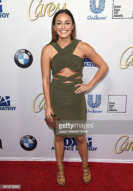 Actress Alexandra Rodriguez attends Latina Magazine's 'Hot List' party at The London West Hollywood on October 6 2015 in West Hollywood California