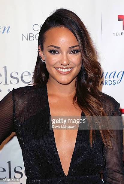 Actress Alexandra Rodriguez attends the 30th Annual Imagen Awards at the Dorothy Chandler Pavilion on August 21 2015 in Los Angeles California
