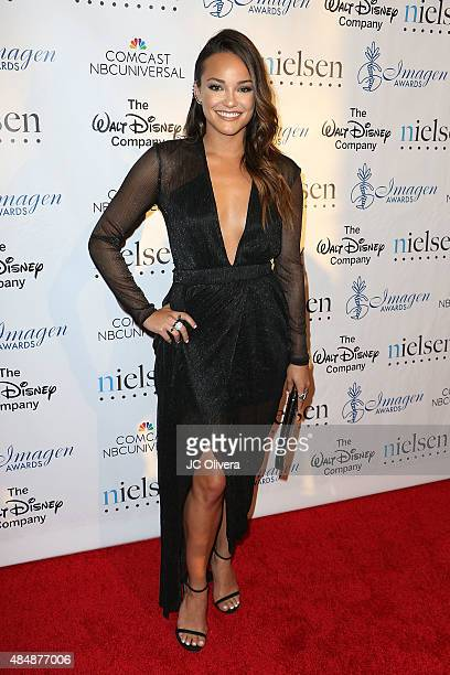 Actress Alexandra Rodriguez attends The 30th Annual Imagen Awards at Dorothy Chandler Pavilion on August 21 2015 in Los Angeles California