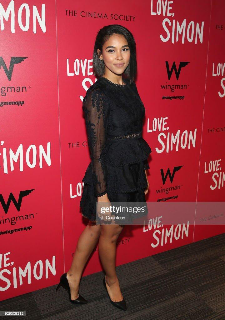 "20th Century Fox & Wingman Host A Screening Of ""Love, Simon"""